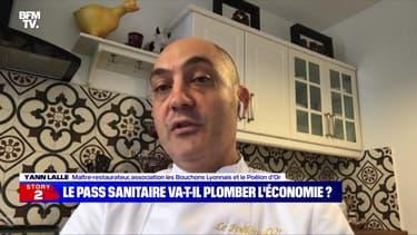 Story 2 : Le pass sanitaire va-t-il plomber l'économie ? - 30/07