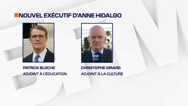 Patrick Bloche, Christophe Girard.