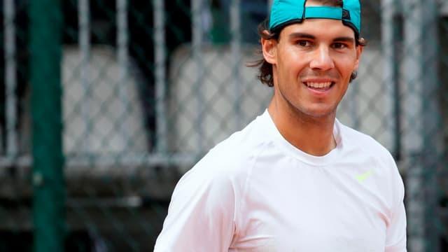 Rafael Nadal, l'idole des jeunes