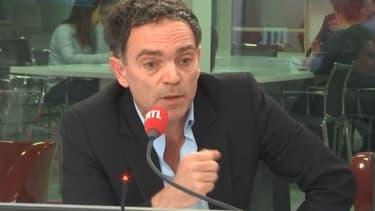Yann Moix sur RTL