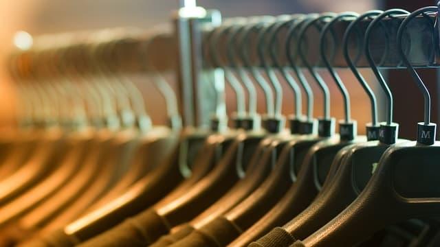 Size Machine permet de connaître sa taille de vêtement dans différentes enseignes (photo d'illustration)