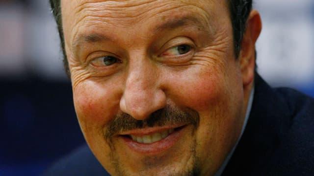 Rafael Benitez, le nouvel entraîneur milanais