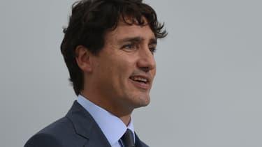 Le Premier ministre canadien à Washington le 11 octobre 2017