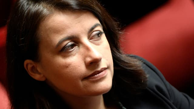 Cécile Duflot, ici en  octobre 2014, a été entendue comme témoin dans le cadre de l'enquête préliminaire visant Denis Baupin.