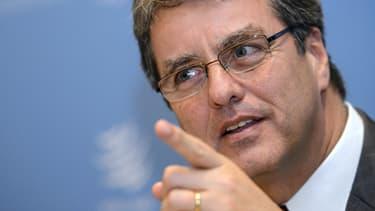 Roberto Azevedo à Genève le 31 janvier 2013.