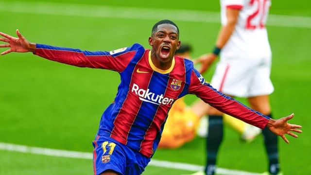 Ousmane Dembélé - FC Barcelone