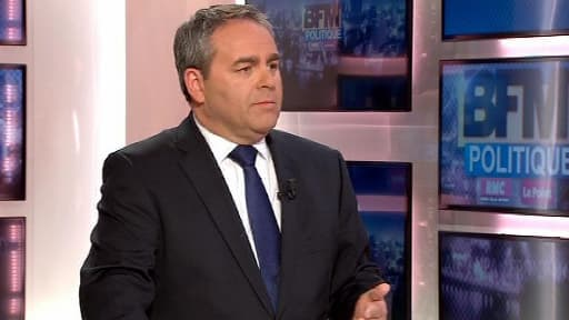 Xavier Bertrand, député UMP de l'Aisne, ancien ministre sous Nicolas Sarkozy, était l'invité d'Olivier Mazerolle pour l'émission BFM Politique, ce dimanche 17 mars.