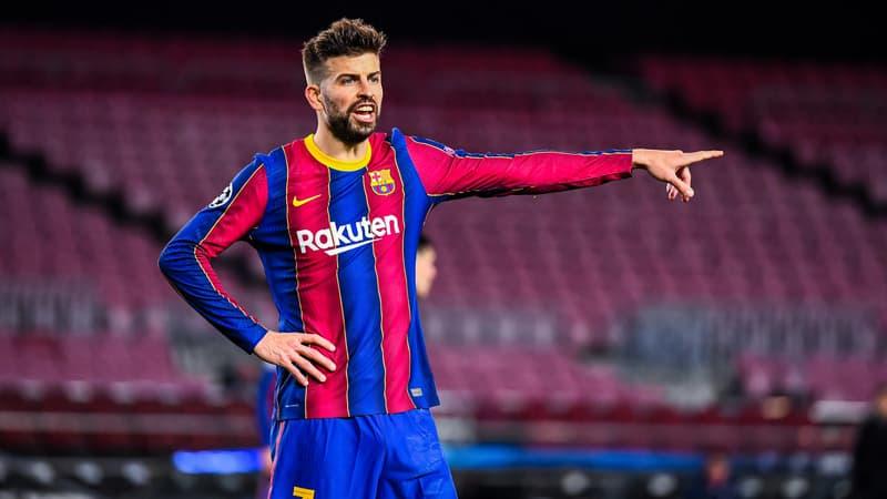 Coupe du Roi: Piqué de retour pour la finale Bilbao-Barça, Dembélé remplaçant