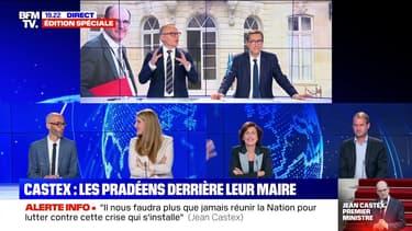 """""""Une nouvelle étape du quinquennat s'ouvre"""" - 03/07"""