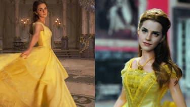 La Belle Et La Bete Il Retouche La Poupee Ratee D Emma Watson Et La Revend Une Fortune Sur Ebay