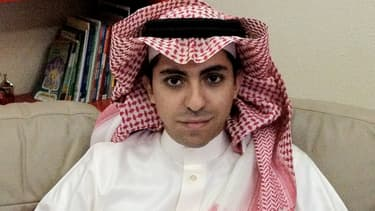 Raef Badaoui - Blogueur saoudien