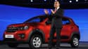 Renault mise notamment sur la Kwid pour faire mieux que PSA dans le monde