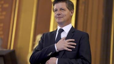 Nicolas Florian le nouveau maire de Bordeaux