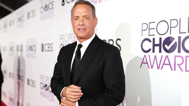 Tom Hanks à Los Angeles le 19 janvier 2017 -