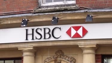 HSBC a payé, en 2012, une amende record de 1,5 milliard d'euros