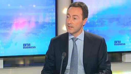 Fabrice Brégier était l'invité de BFM Business, ce jeudi 16 janvier.