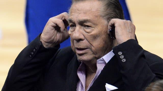 Donald Sterling, le président des Clippers, a été suspendu à vie