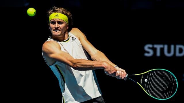Alexander Zverev - Open d'Australie