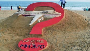 Où se trouve le MH370 ?
