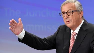 Juncker veut que les politiques fiscales soient coordonnées.