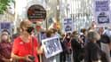 Des riverains se mobilisent ce samedi devant la mairie du Xème arrondissement contre les salles dédiées aux toxicomanes