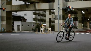 Avec ses vélos connectés, VanMoof veut lutter contre le vol.