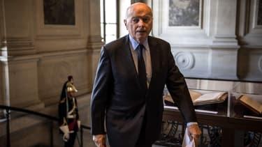 Le Défenseur des droits Jacques Toubon