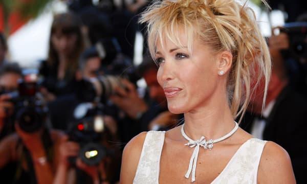 Ophélie Winter en mai 2008 à Cannes