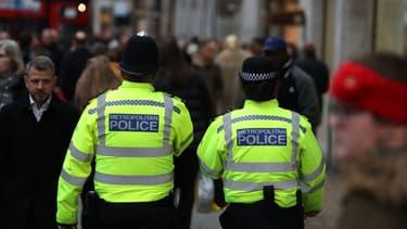 Les attaques contre les policiers ont augmenté de 20% ces deux dernières années au Royaume-Uni. (Photo d'illustration)