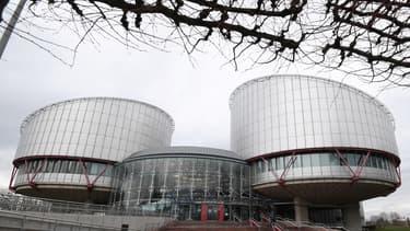 La Cour Européenne de Droits de l'Homme à Strasbourg, le 7 février 2019