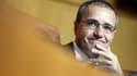 Jean-Guy Talamoni, le président de l'Assemblée de Corse.