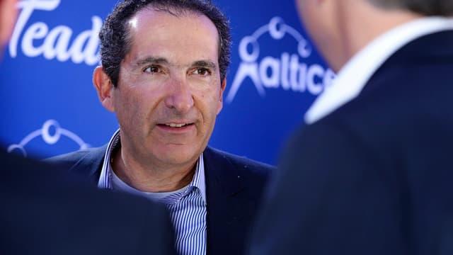 Patrick Drahi, fondateur d'Altice