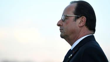François Hollande le 26 novembre à Madagascar (image d'illustration)