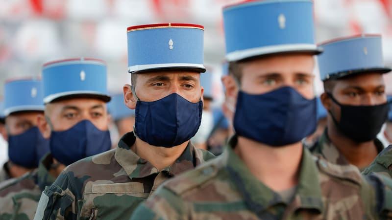 EN DIRECT - 14-Juillet: Emmanuel Macron préside une cérémonie marquée par le Covid-19