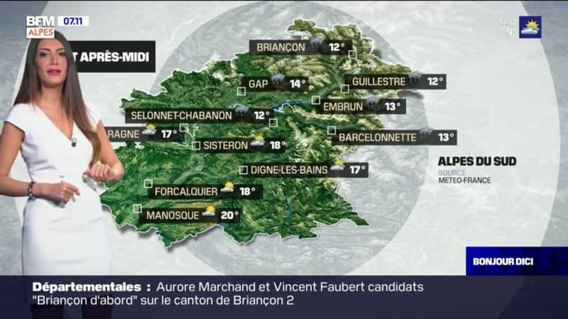 Météo Alpes du Sud: du soleil puis des nuages attendus ce jeudi