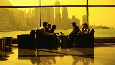 La stratégie de l'entreprise reste délicate à aborder entre collègues