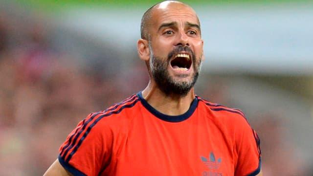 Pep Guardiola (Bayern Munich)
