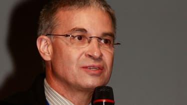 Patrick Bernasconi, président de la FNTP