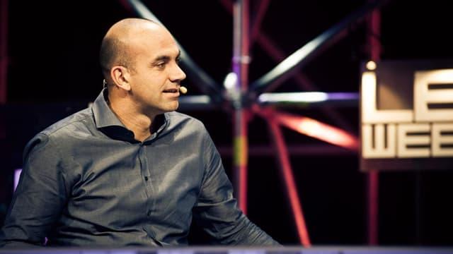 Loïc Le Meur a créé en 2004 le salon LeWeb, revendu en 2012 à Reed Midem