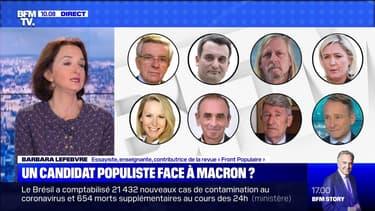 Un candidat populiste face à Macron ? (2) - 23/06