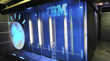 Watson, le super-ordinateur d'IBM