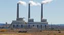 Les États-Unis possèdent des centaines de centrales à charbon.