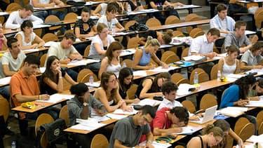 Selon l'Unef, les familles françaises ont de plus en plus de mal à soutenir leurs enfants qui étudient.