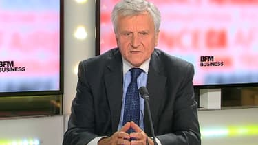 Jean-Claude Trichet était l'invité d'Hedwige Chevrillon dans le Grand Journal ce lundi 23 septembre.