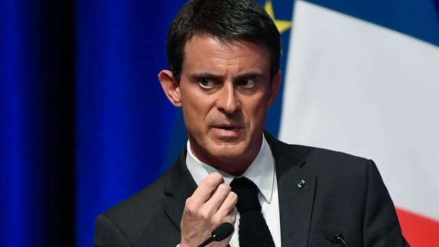 Manuel Valls estime que l'élection de Donald Trump est due à la peur de la mondialisation