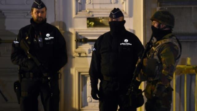 La Belgique maintient son niveau d'alerte antiterroriste inchangé - Mercredi 16 mars 2016