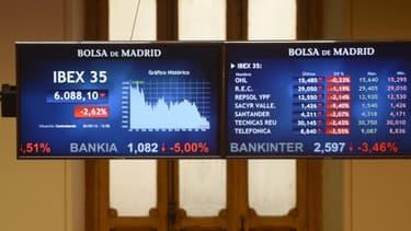 Une garantie du MES aux émissions de dettes espagnoles pourrait être décidée par l'Europe