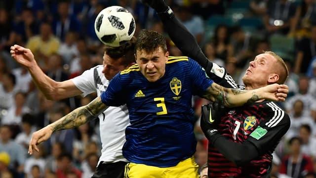 Allemagne-Suède