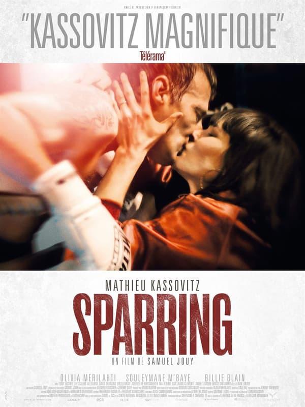 Affiche de Sparring avec Mathieu Kassovitz