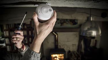 Aux Etats-Unis 95% des logements sont équipés d'un détecteur de fumée.